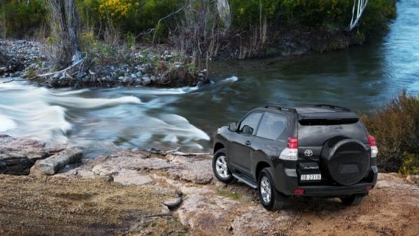 Toyota Prado exterior