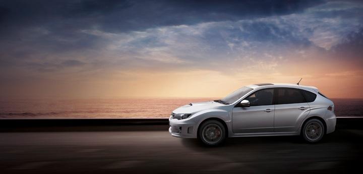 Subaru WRX body