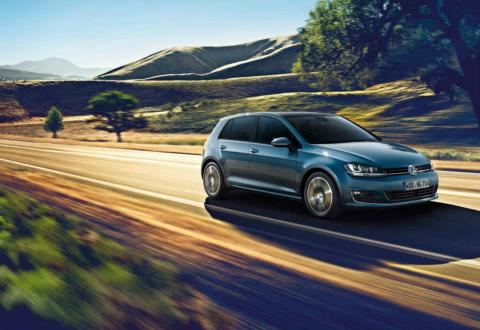 Volkswagen Golf MK7 exterior