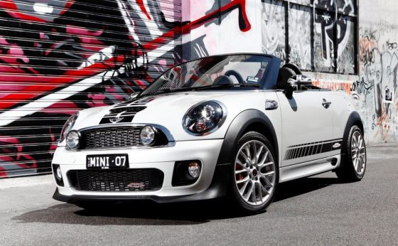 Mini Roadster body