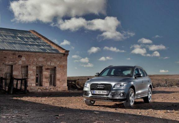 Audi Q5 update