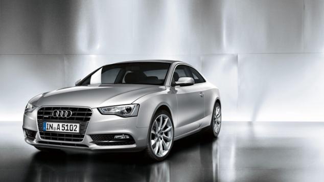 Audi A5 Coupe exterior