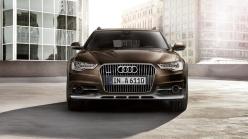Audi A6 allroad exterior