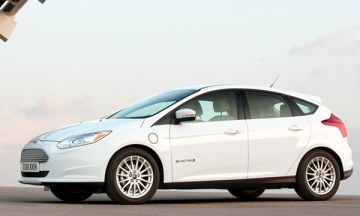 Ford Focus electric US