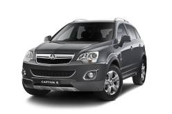 Holden Captiva 5