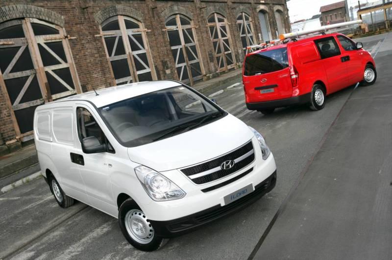Hyundai iMax body