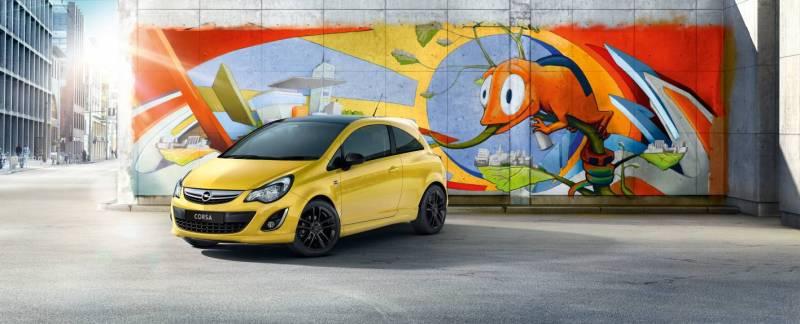 Opel Corsa Exterior
