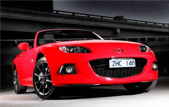 Mazda MX-5 body
