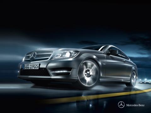 Mercedes Benz C-Class body