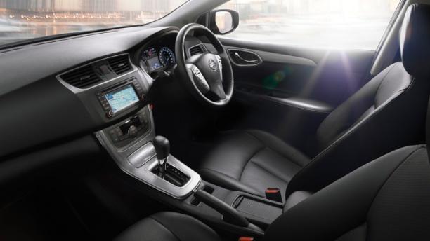 Nissan Pulsar dash