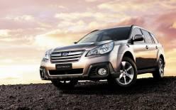 Subaru Outback body
