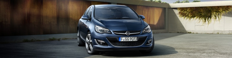 Opel Astra body