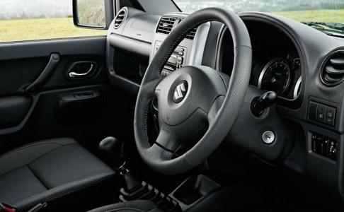 Suzuki Jimny dash