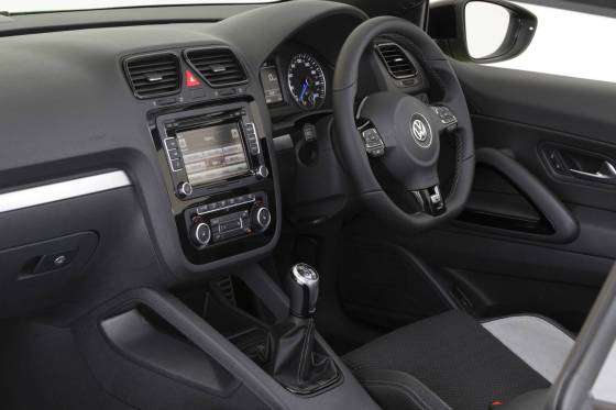 Volkswagen Scirocco R exterior