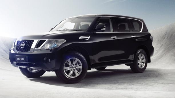Nissan Patrol body