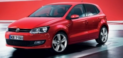 Volkswagen Polo Red